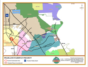 Pearland Parkway Extension Project Begins | The Gvine Source on van alstyne map, ferris state university campus map, north cleveland map, n dallas map, spring map, memorial map, mercedes map, lumberton map, orange map, south houston map, university of texas at austin map, needville map, southside place map, raymondville map, west u map, lajitas map, diboll map, galveston college map, cedar bayou map, harris county map,