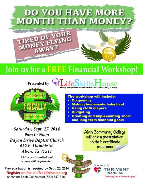 FinancialWorkshop