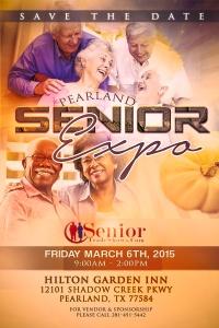 senior expo flier