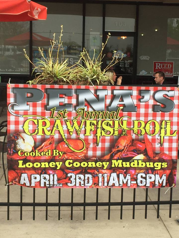 Crawfish Boil April 3 | Pearland Connection