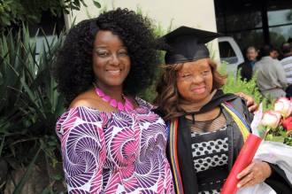 Ijeoma and Kechi Okwuchi