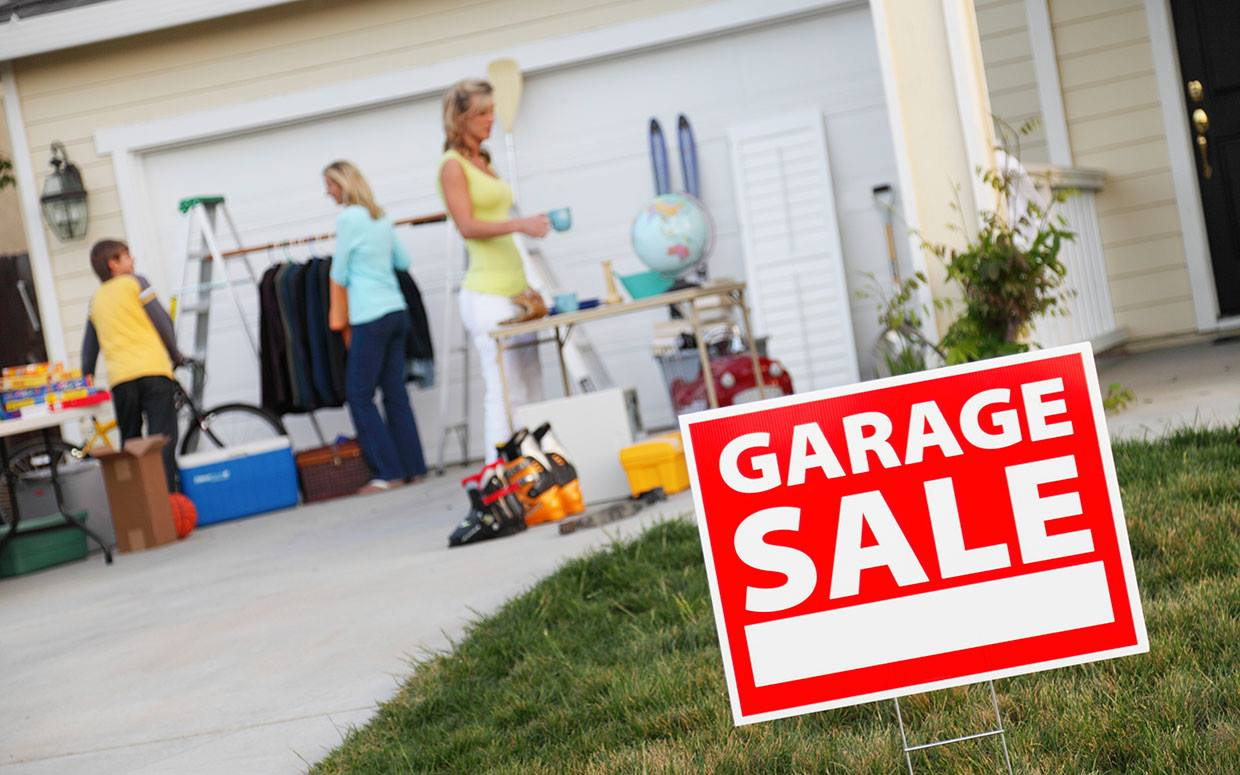 garage sale permits available at 2 locations beginning oct