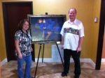 Lisa Slattery and Michael Slattery.