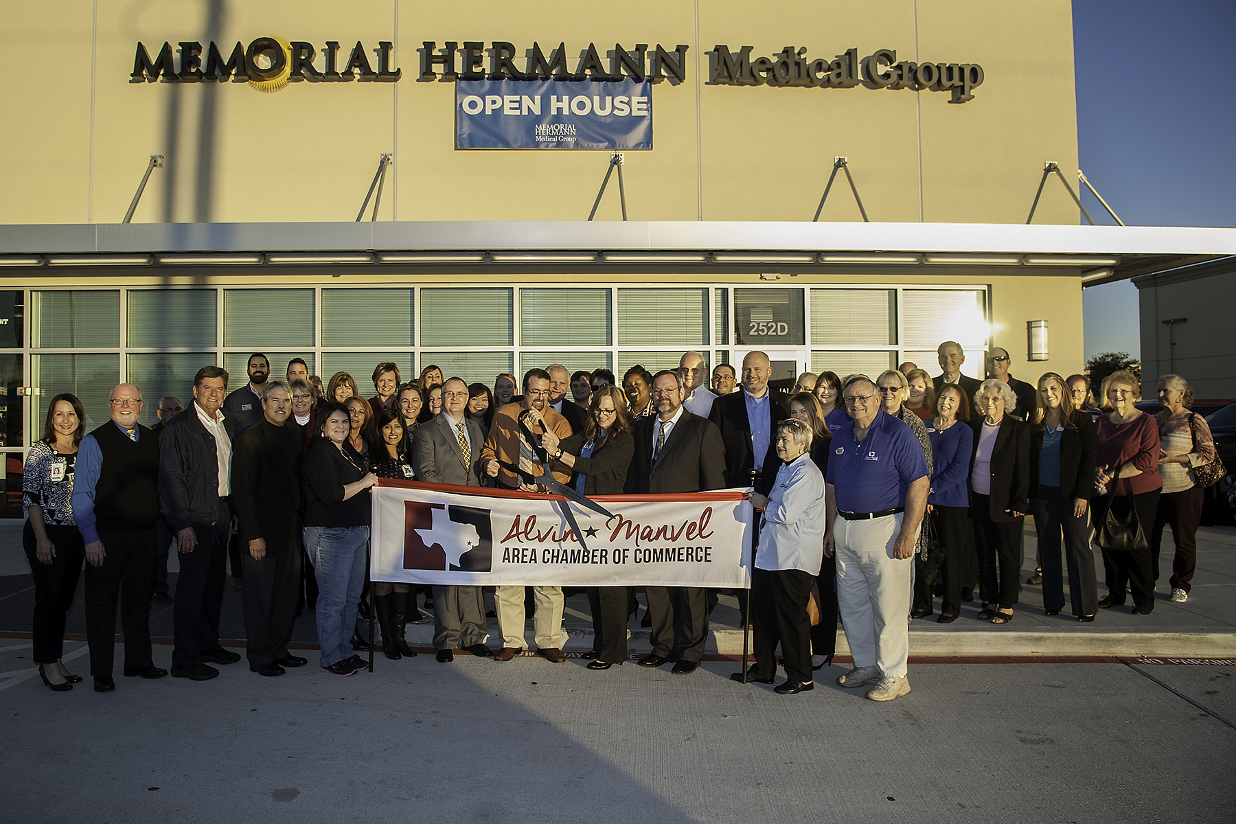 State and Local Leaders Join Memorial Hermann Medical Group