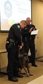 Officer Tauss and Atos