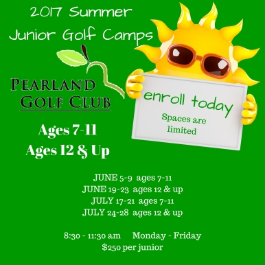 PGC Summer Camp