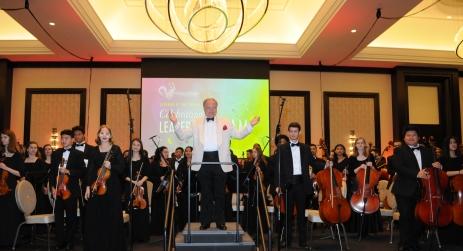 Conductor Andrzej Graiec presents the Virtuosi of Houston