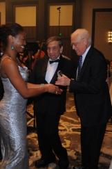 Mosner Hourani and Dr. John Mendelsohn honored by Virtuosi of Houston