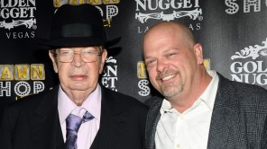 "Cast Of ""Pawn Stars"" Attends The Opening Of The ""Pawn Shop Live!"" Parody Show"