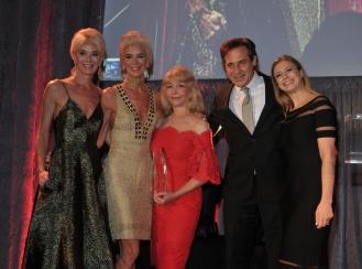 Tama Lindquist, Tena Lindquist Faust, Susan and Dan Boggio, Princess Tatiana Sierra