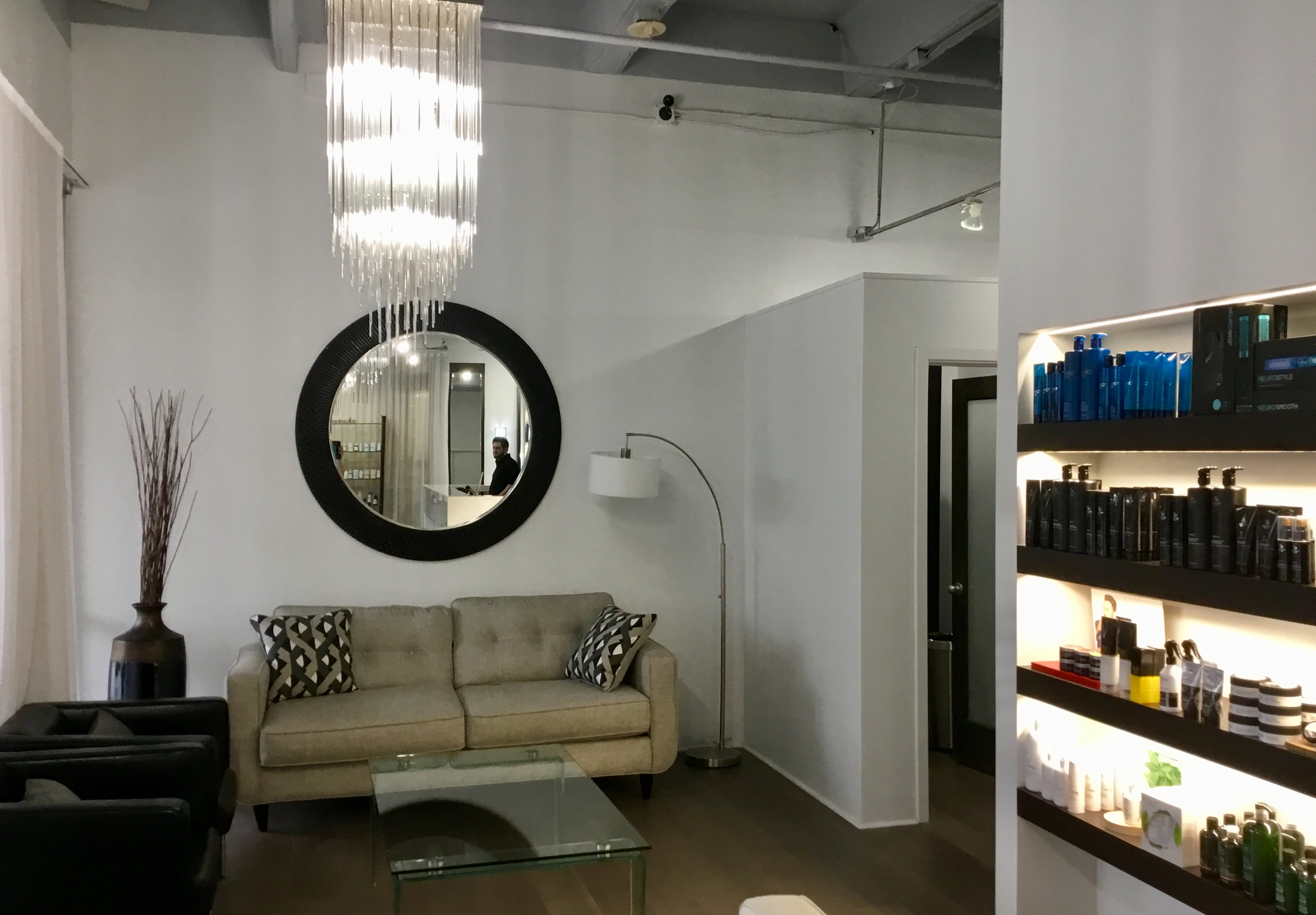 Salon Turnage marks debut salon for Conor Turnage of Paul
