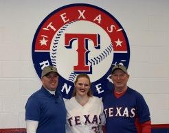 Boyfriend Tommy Pickett, Elizabeth Wheeler and Dad Glenn Wheeler