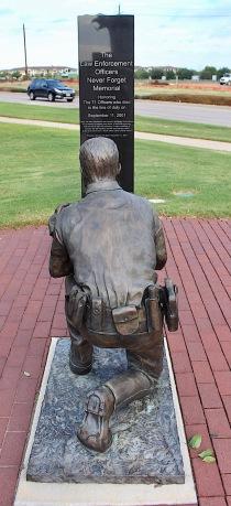 LEO Statue