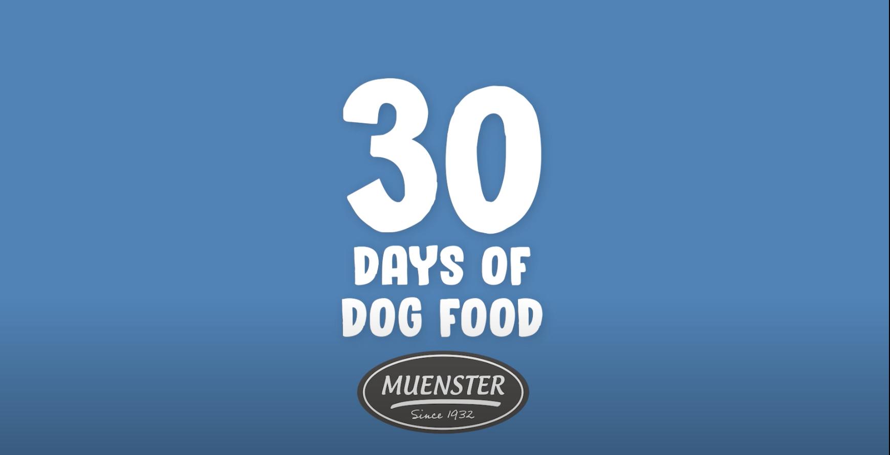 30 Days Graphic
